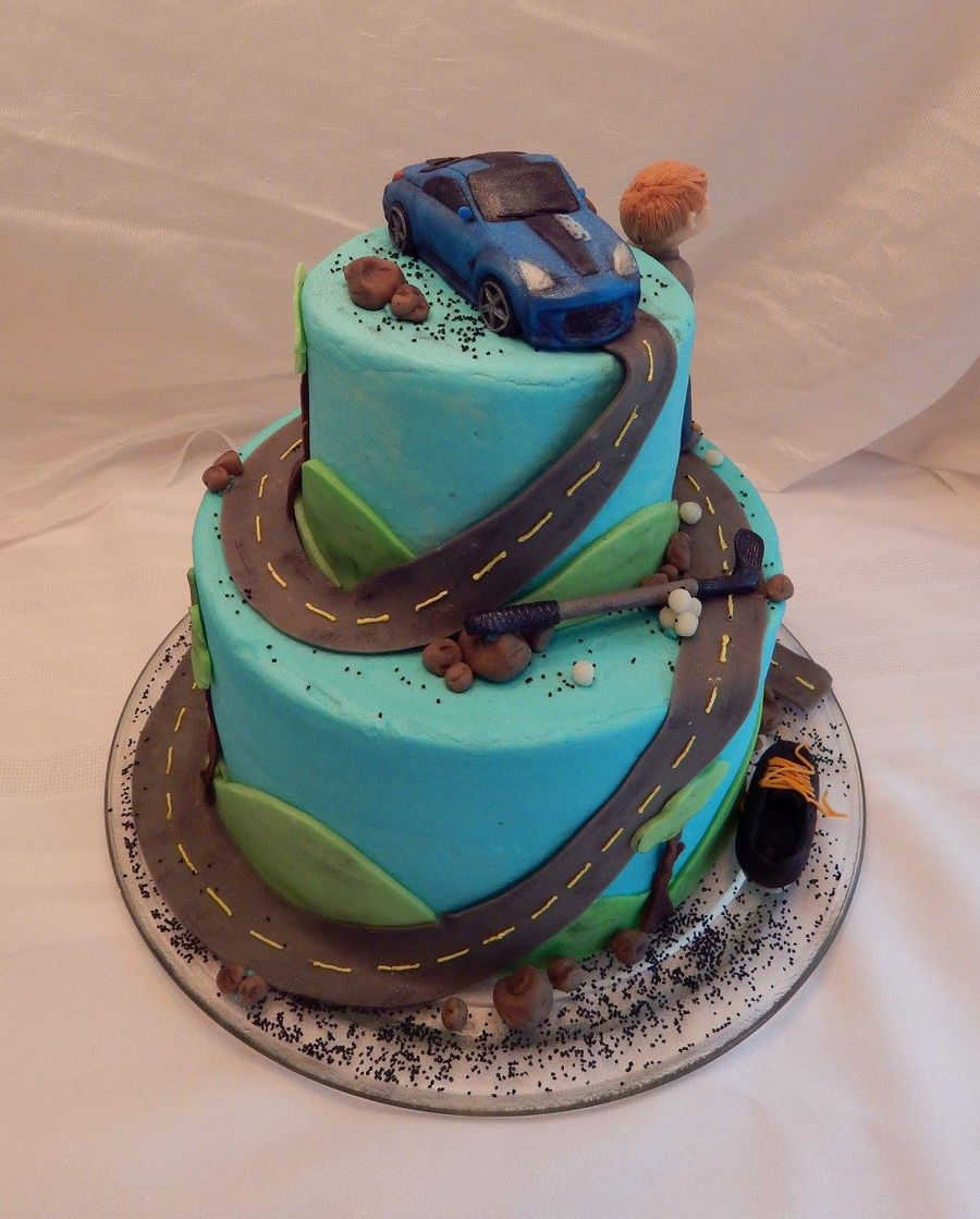 Birthday Cake Pictures For Teenage Boys
