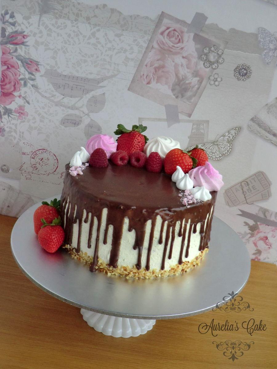 Mini Meringue Cake Decorations