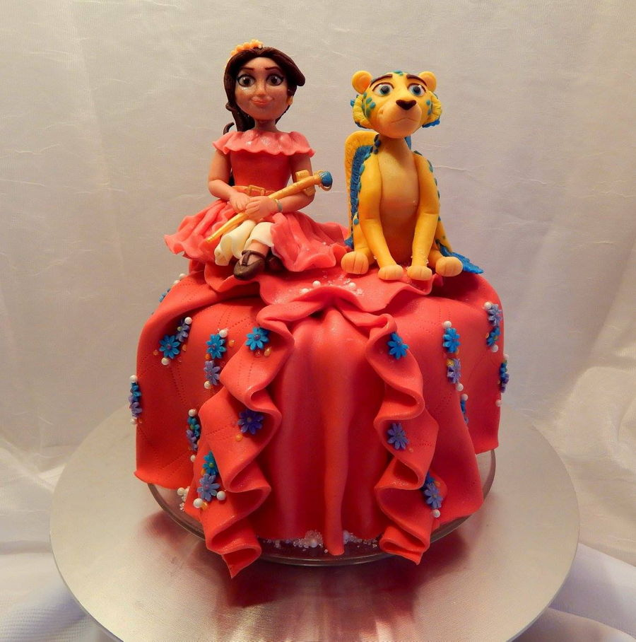 Elena Of Avalor Cakes Cakecentral Com