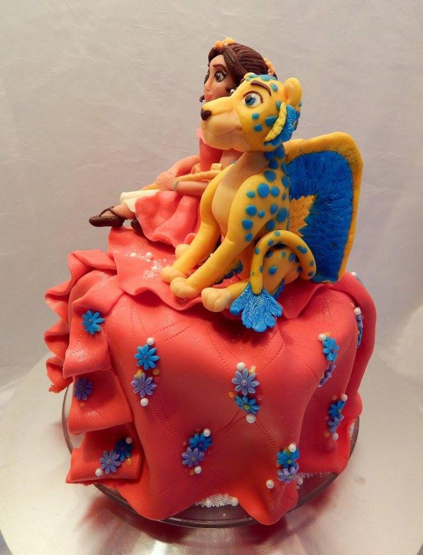 Elena Of Avalor Cakes Cakecentral Com
