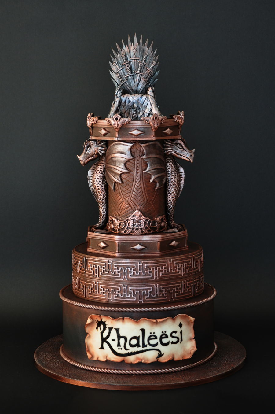 Game Of Thrones Cake Recipe