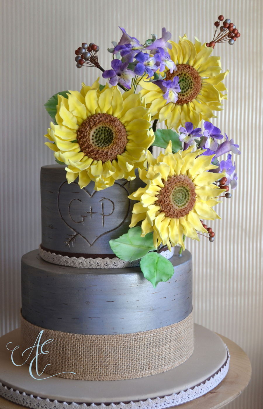 The Cake Artist Gina Vaccarino :  gina  - CakeCentral.com