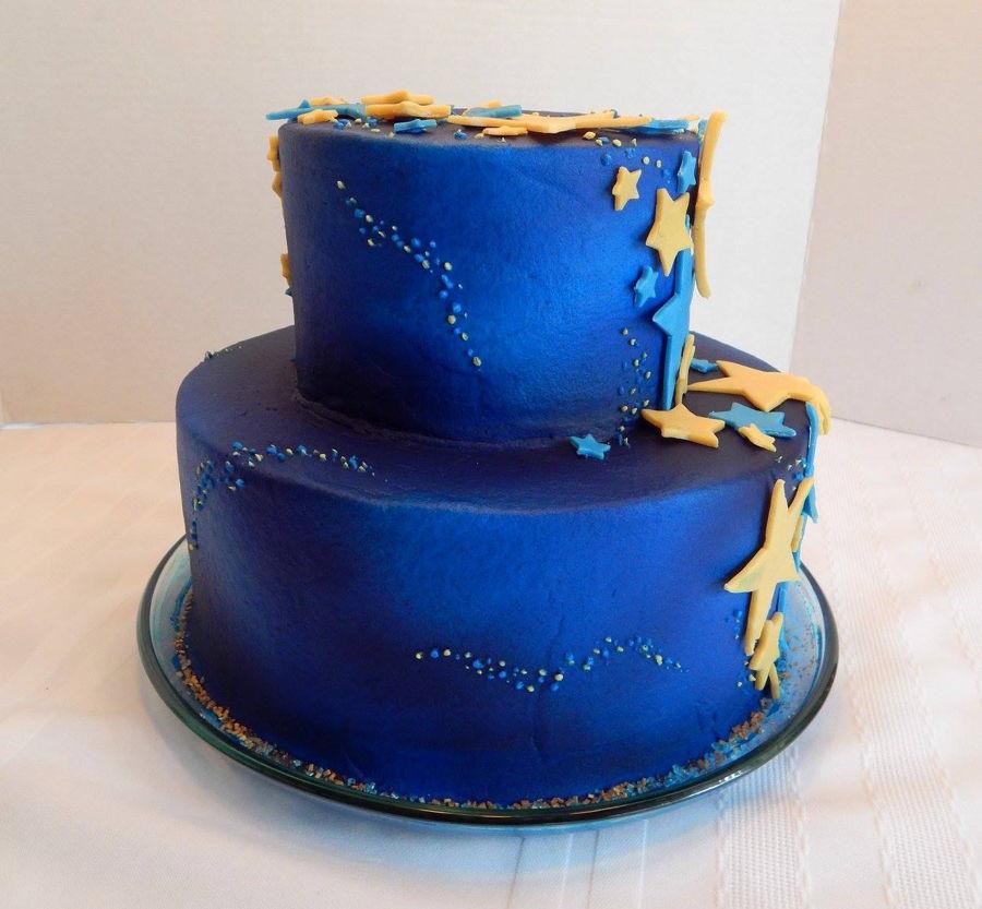 Graduation Star Cake Cakecentral Com