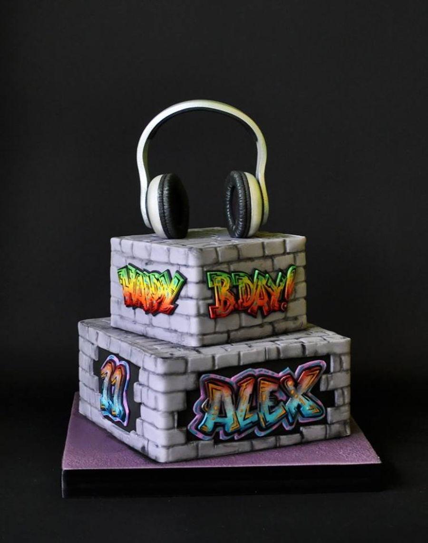 Tween Boy Birthday Cake Ideas