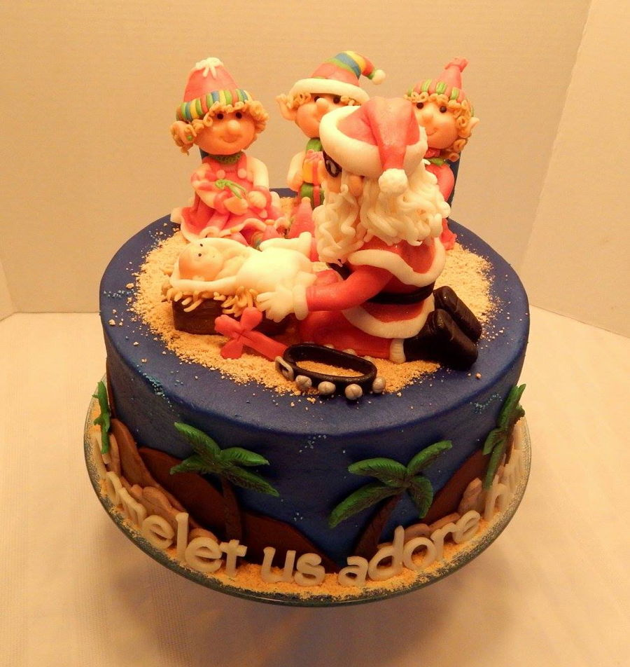 Happy Birthday Jesus - CakeCentral.com