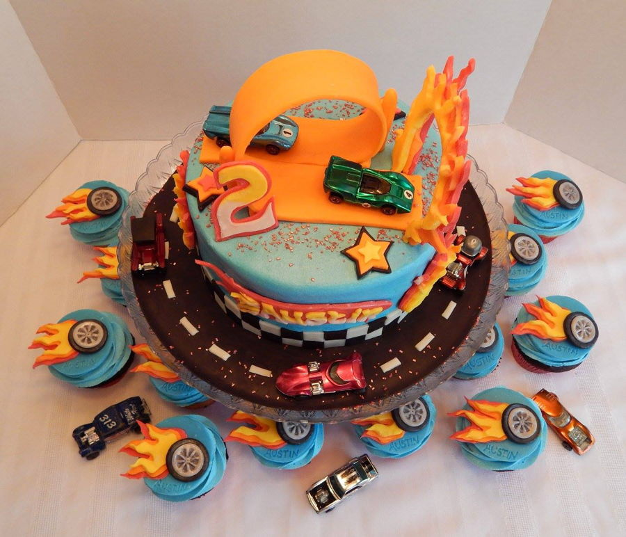 Hot Wheels Cake Cakecentral