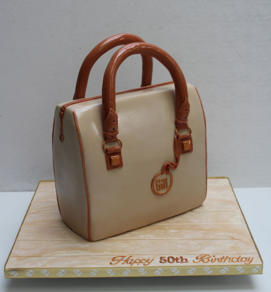It's All In The Bag on Cake Central