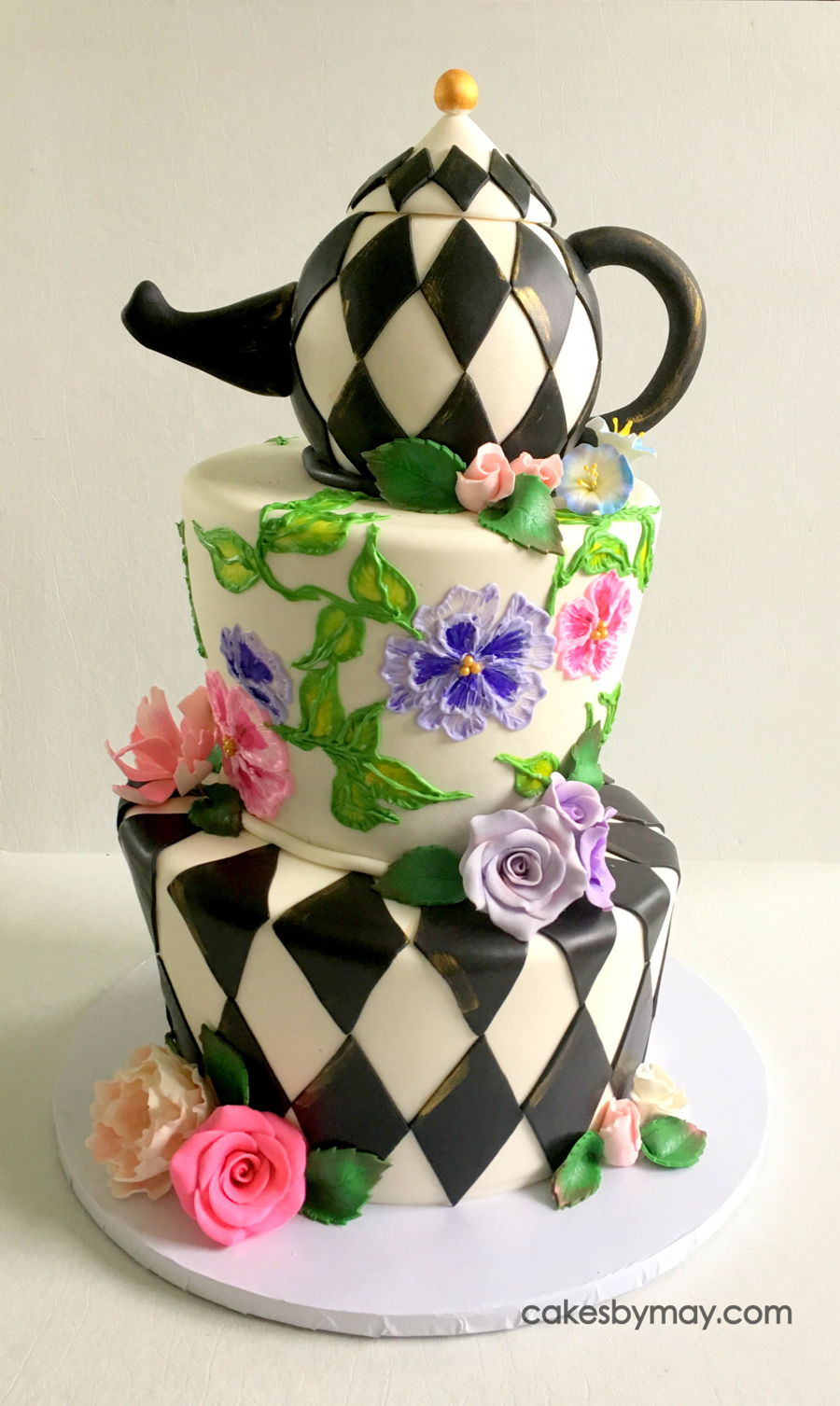 Mackenzie Childs Inspired Cakecentral Com