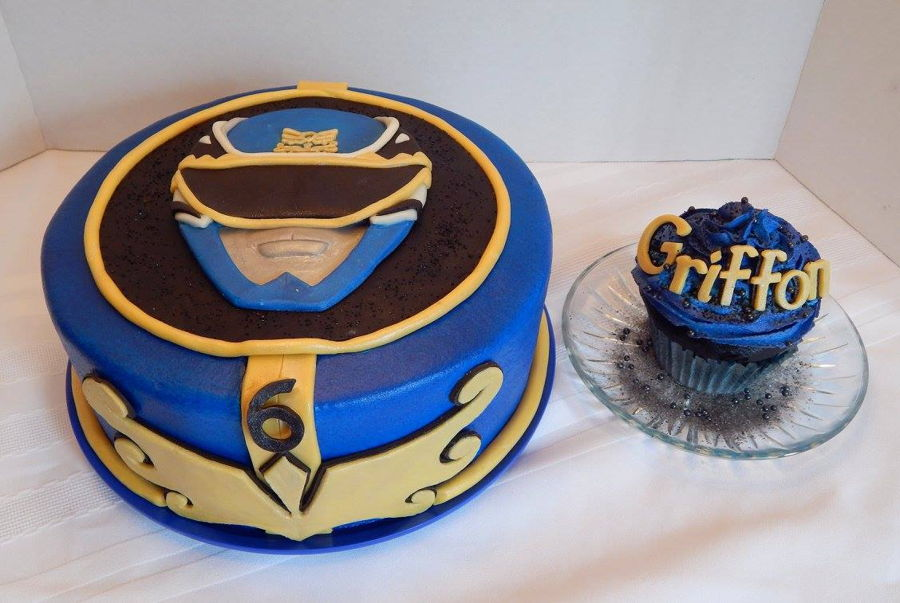 Mighty Morphin Power Rangers Cakecentral Com
