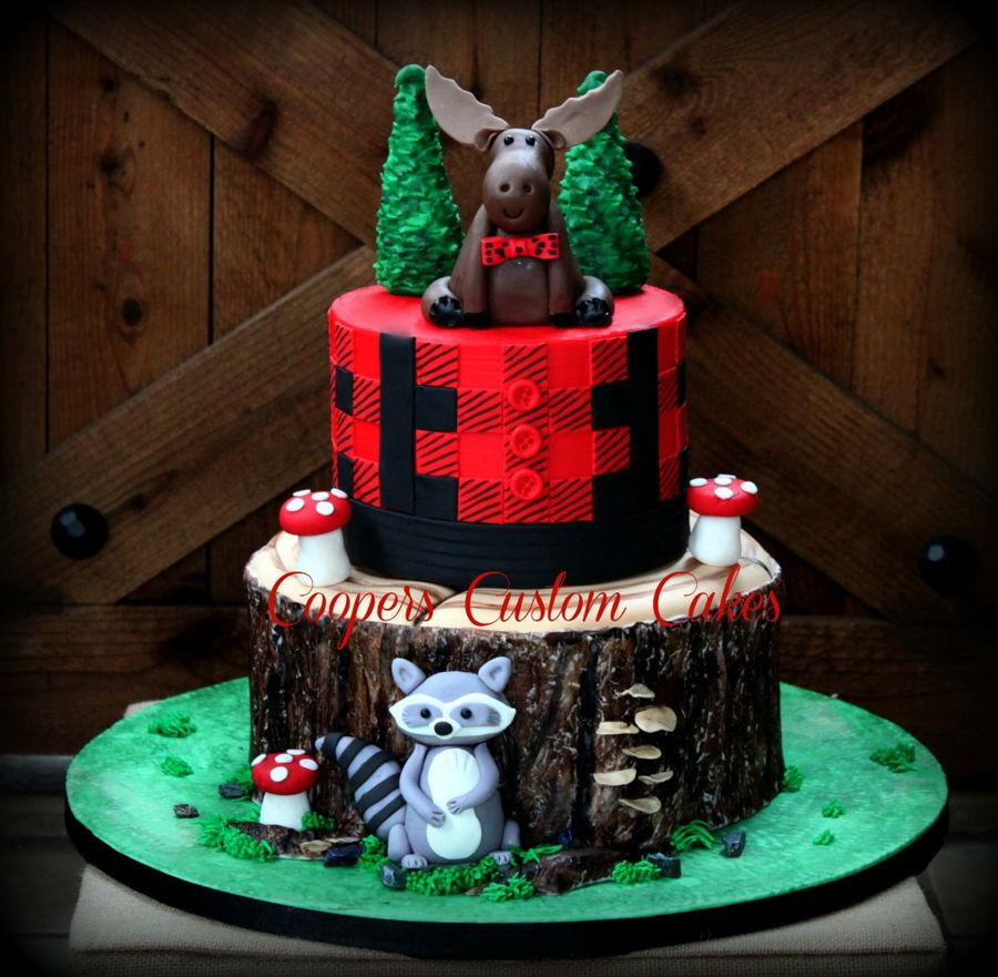 Cake that looks like a cupcake
