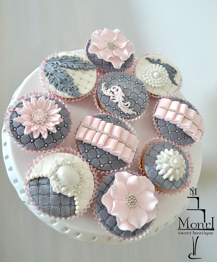 Muffins Decorated Cakecentral Com