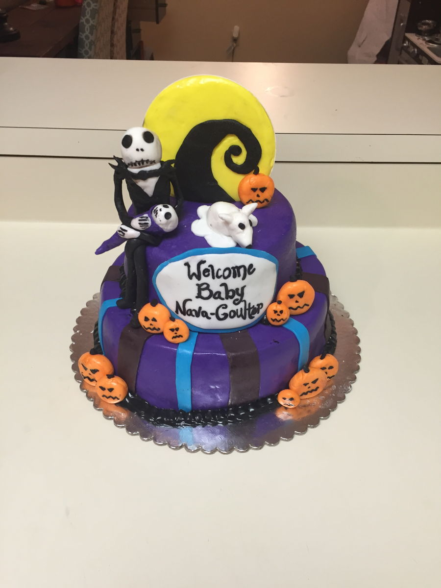 Nightmare Before Christmas Baby - 91.1KB
