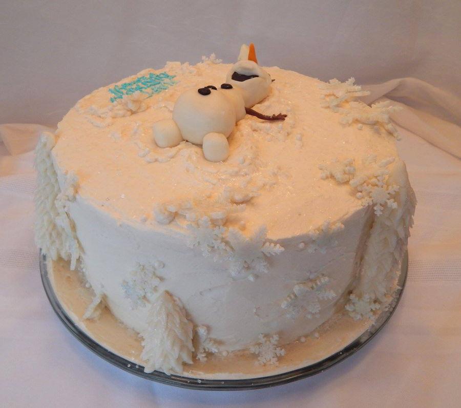Olaf Cake Cakecentral Com