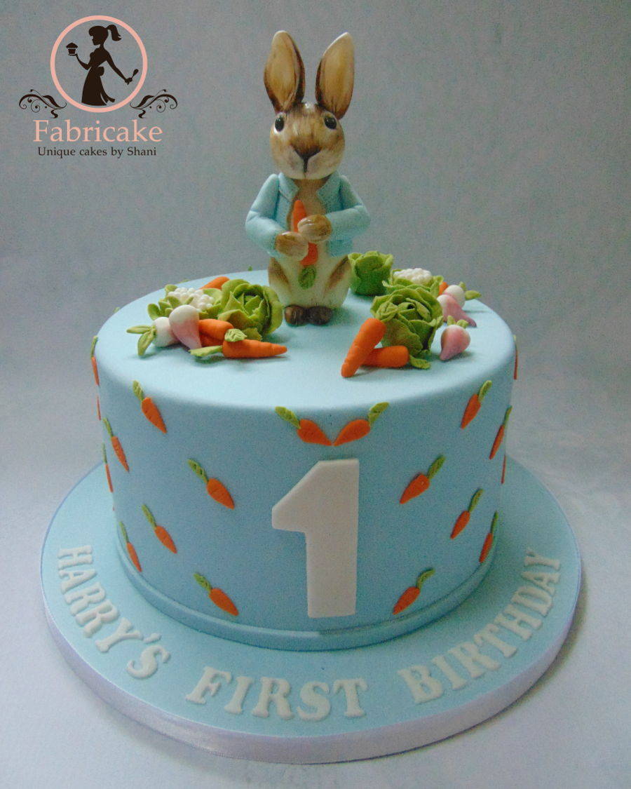 Rabbit Birthday Cake Recipe