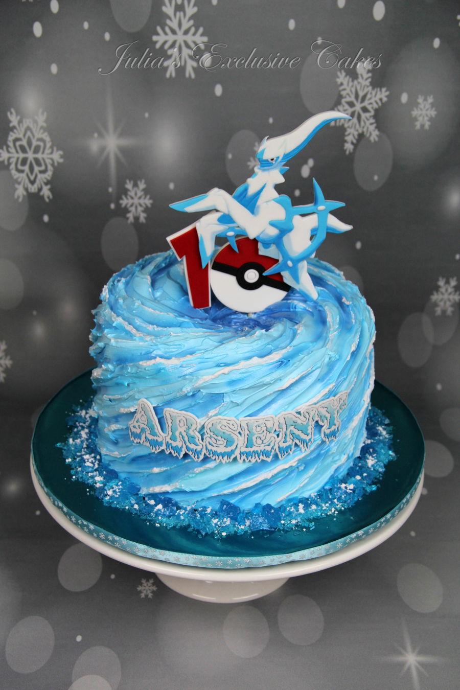 Pokemon Cake Cakecentral Com
