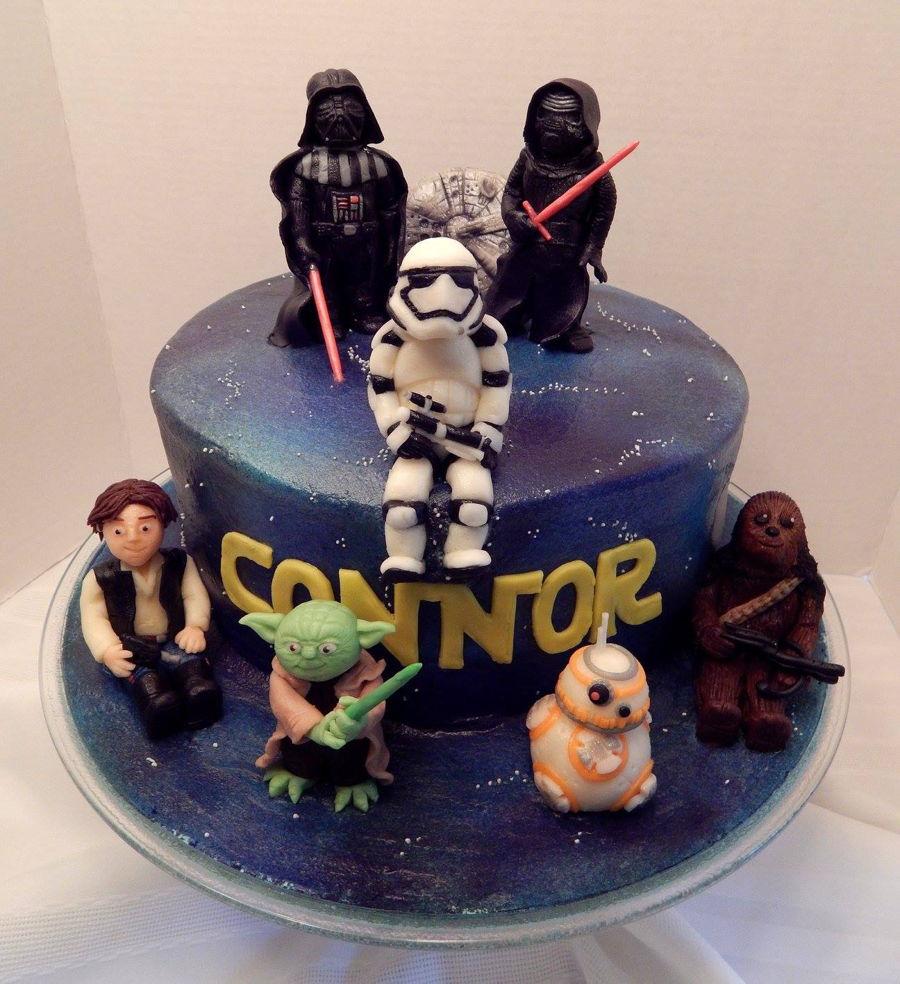 Star Wars Chocolate Cake Recipe
