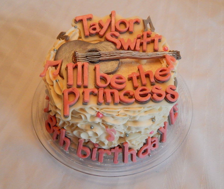 Taylor Swift Cakecentral Com