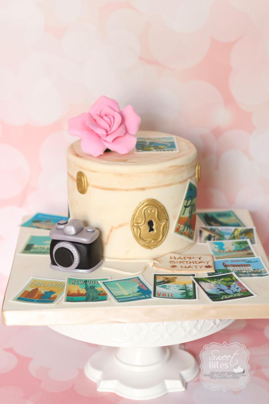 How To Make Cruise Ship Cake