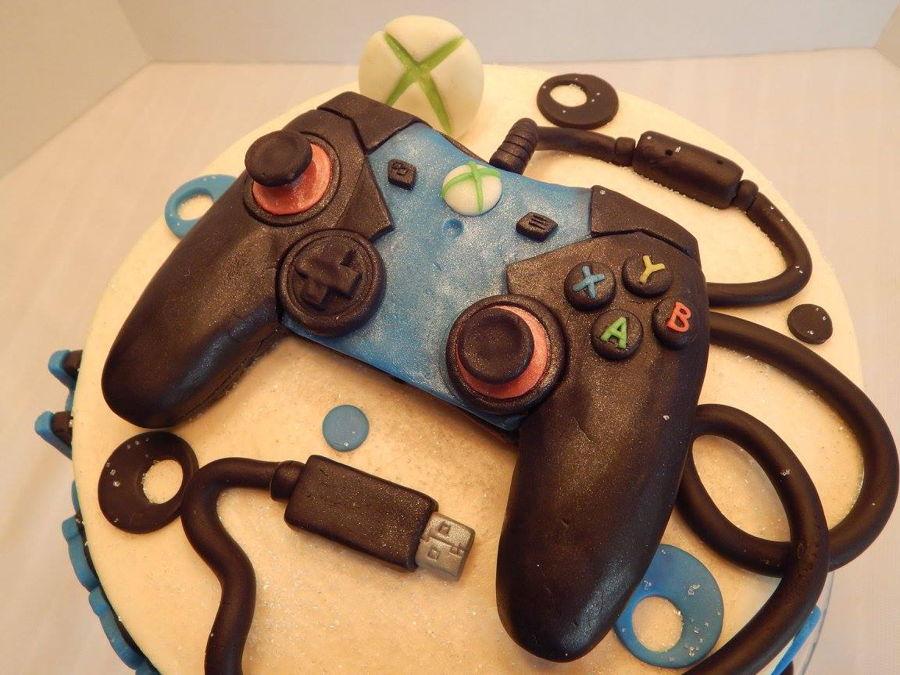 Xbox 900 Xbox Controller Cake P...