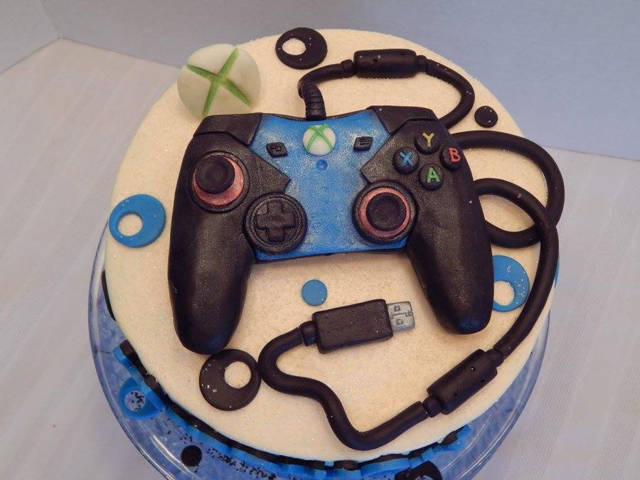 Xbox Controller Cake Cakecentral Com