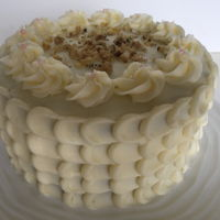 Buttercream Cake Petal Cake Buttercream banana cake