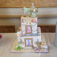 For The Love Of Fashion Cake
