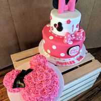 Happy 1St Birthday!! 1st birthday cake and the cutest smash cake ever!!!