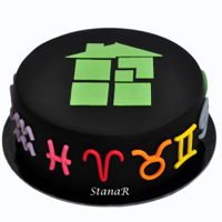 Horoscopes Horoscopes cake