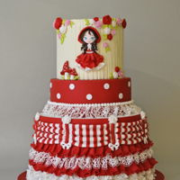 Little Red Riding Hood Loved working on this theme