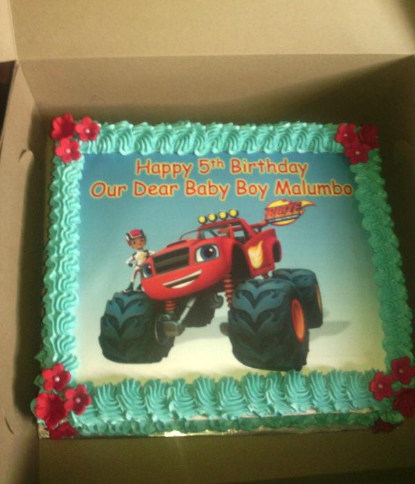 Boys Birthday Cake Photos