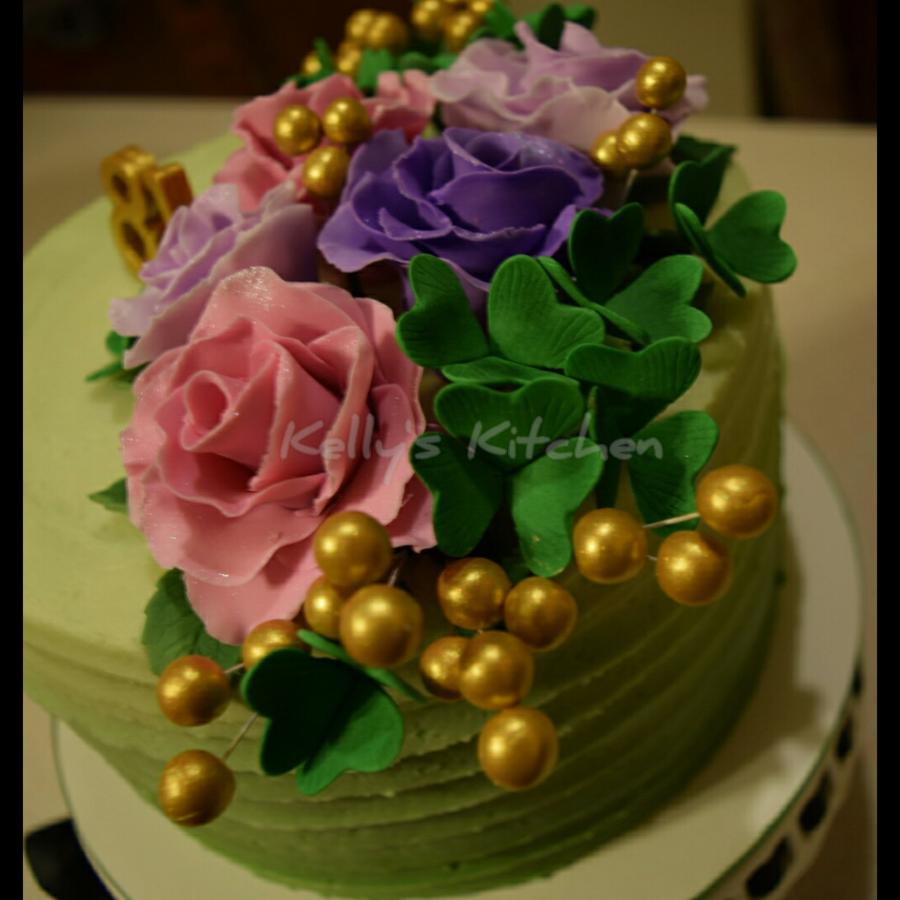 81st Birthday Cake Cakecentral Com