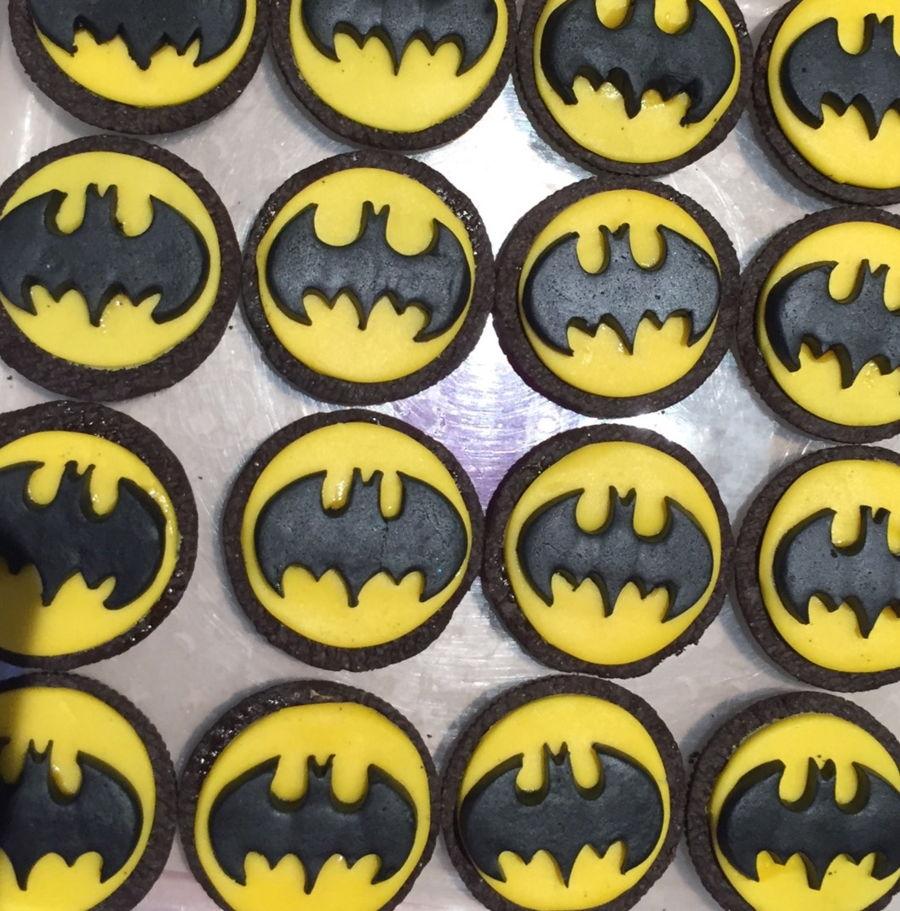 Batman Cookies Cakecentral Com