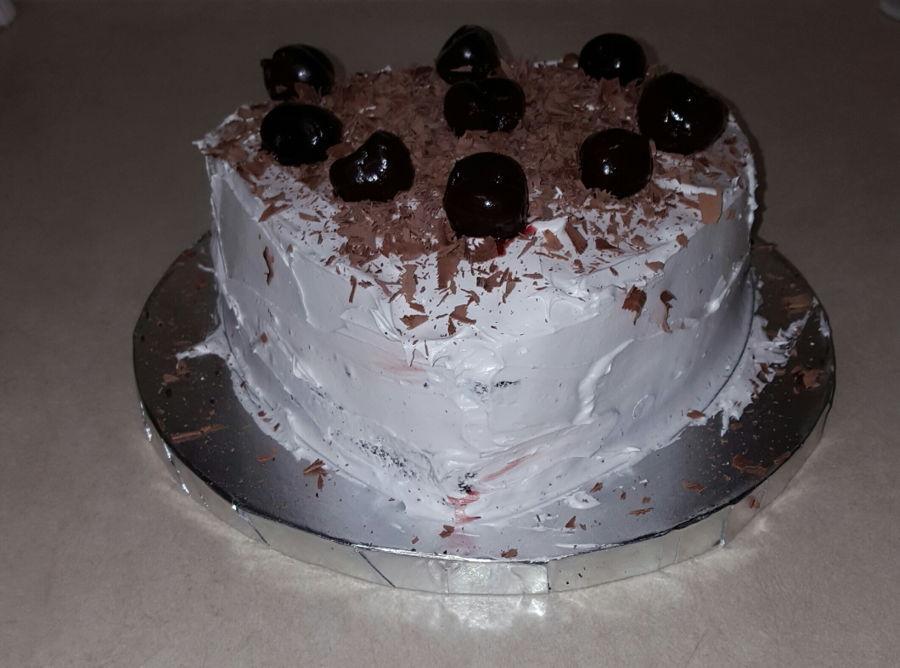 Black Forest Cake - CakeCentral.com