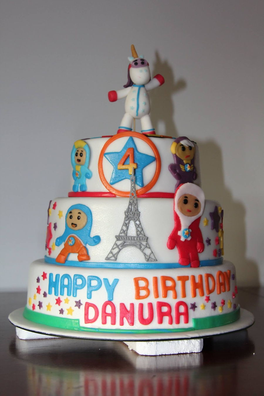 Boy S Birthday Cake Go Jetters Cakecentral Com