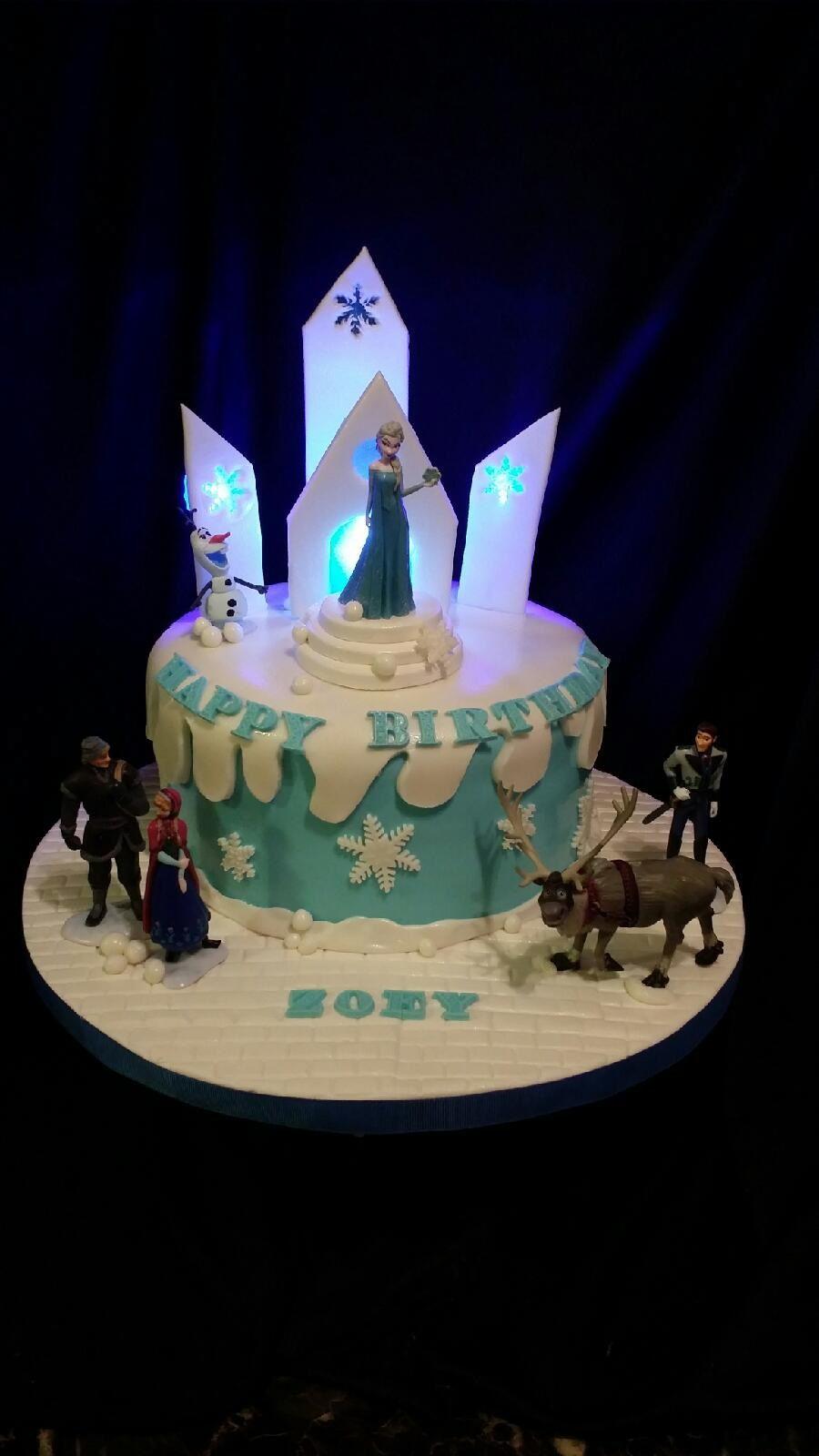 Crossfit Baby Shower Cake