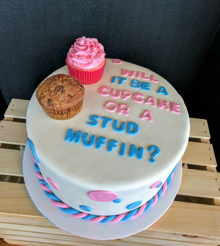 Where To Get Gender Reveal Cake