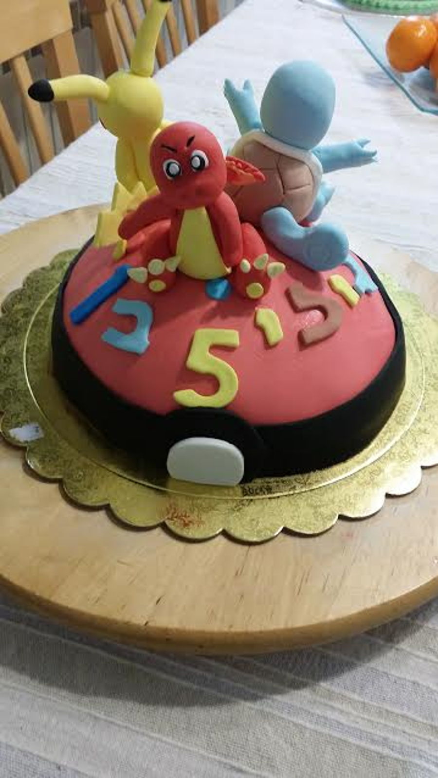 Gili's 5Th Birthday on Cake Central
