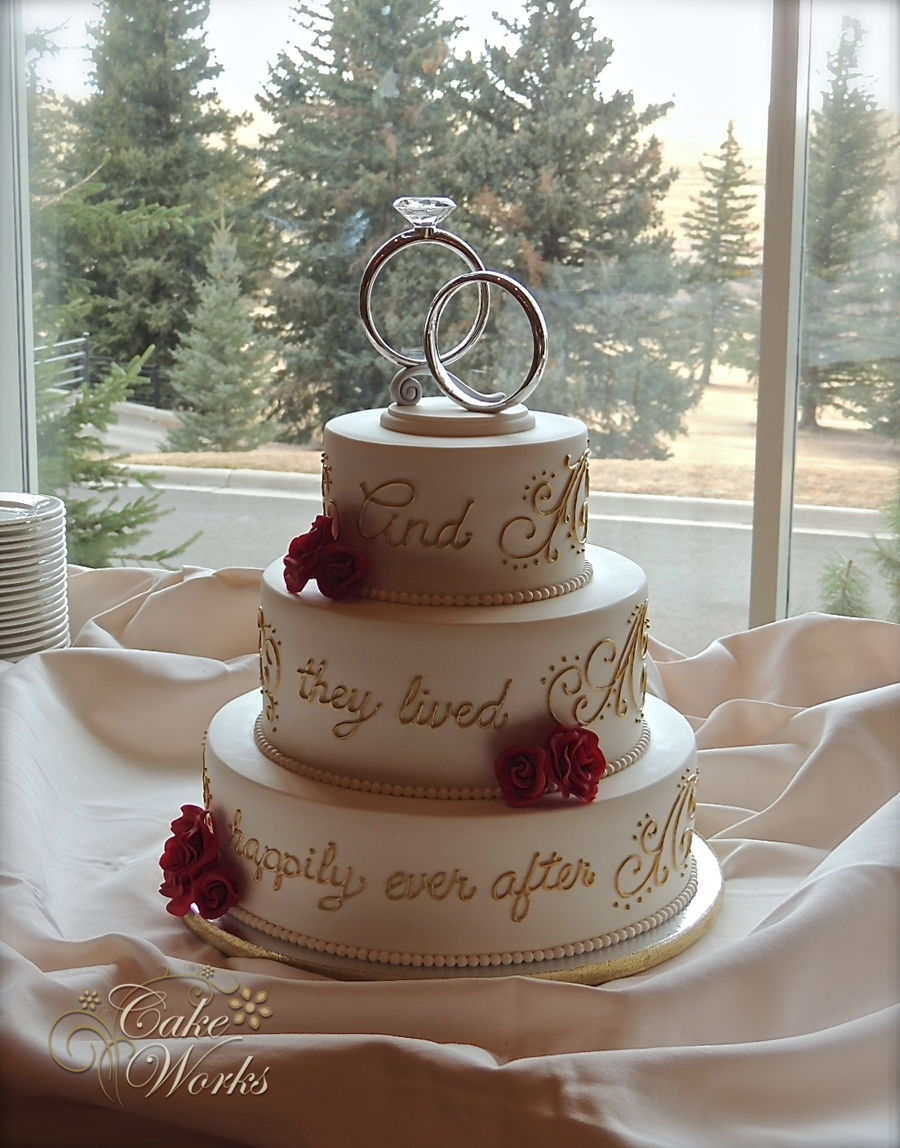 Happily Ever After on Cake Central