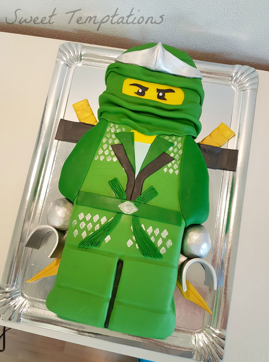 Lego Ninjago on Cake Central