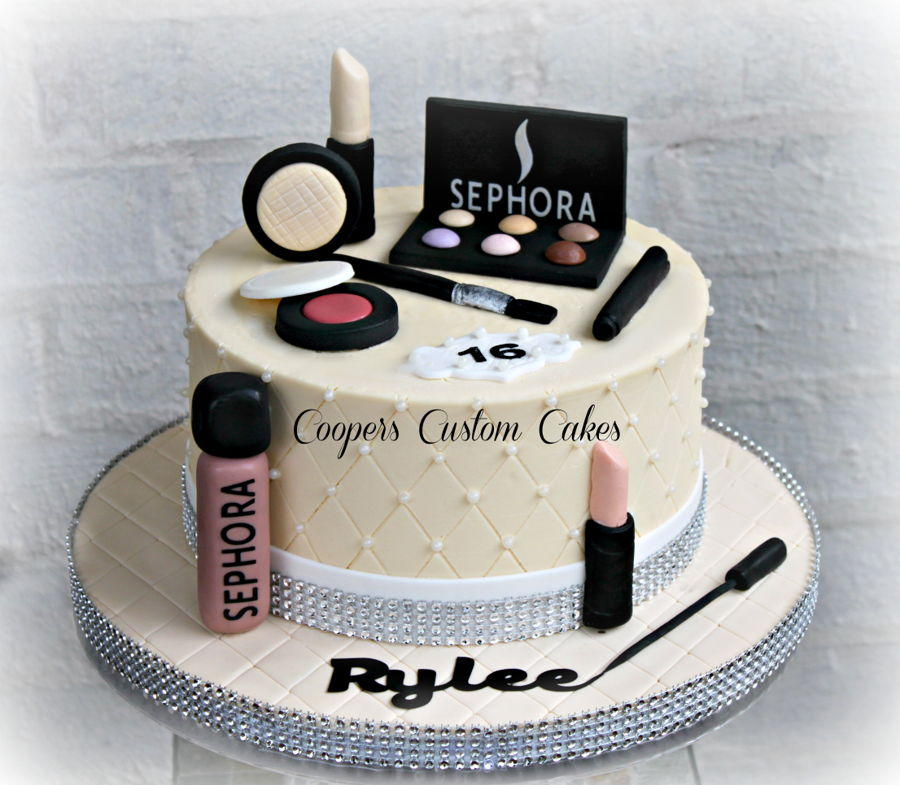 Cosmetic Cake Ideas