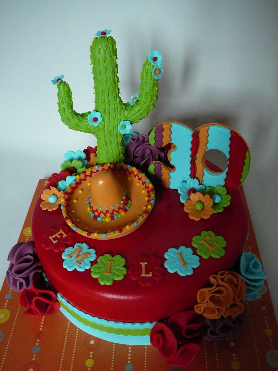 Mexican Cake Cakecentral Com