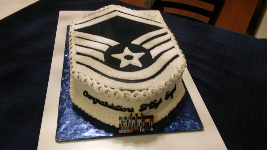 Military Retirement Cake Cakecentral Com