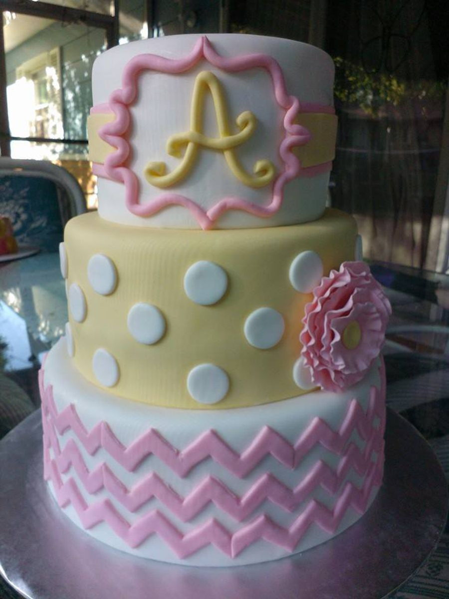 Pink Lemonade Party Cakecentral