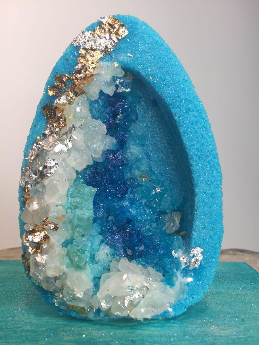 Geode Cake Sugar Crystals