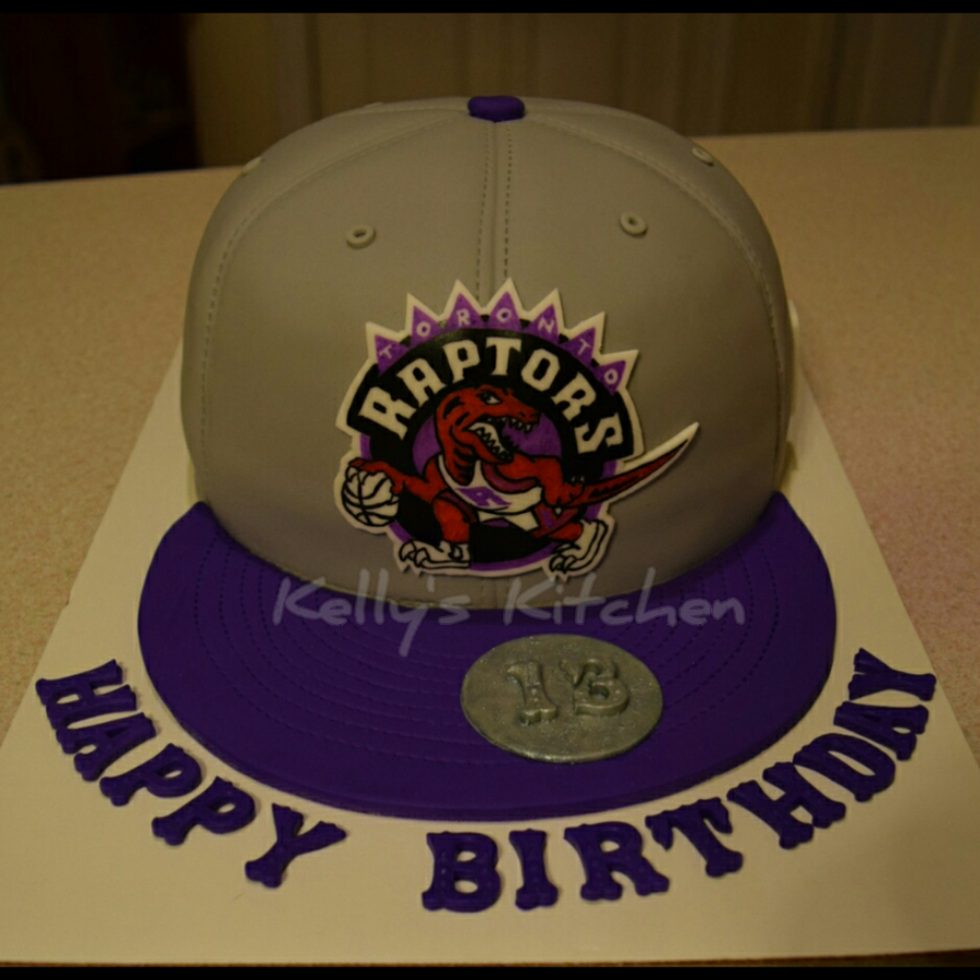 Toronto Raptors Ball Hat Cakecentral Com