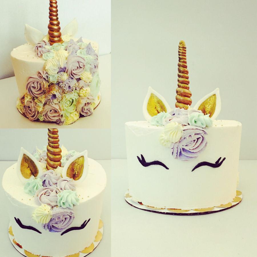 Unicorn Cake Cakecentral Com