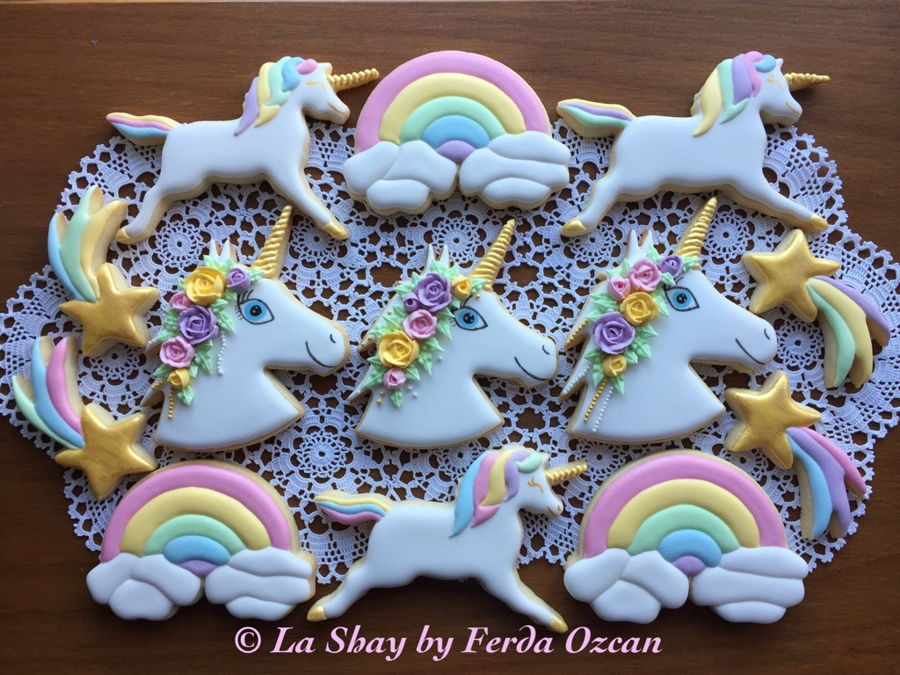 unicorn cookies   cakecentral