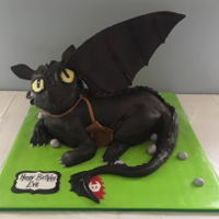 How To Train A Dragon Cake How to Train A Dragon Cake