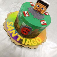 Minecfraft Minecraft lovers have their cake too ;)