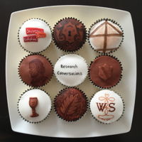 Shakespeare Cupcakes In the 18th and 19th centuries, mulberry wood (supposedly from the trees in Shakespeare's garden) was carved to form various items,...